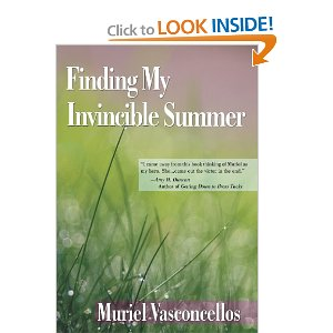 Cover_Finding My Invincible Summer_by_Muriel Vasconcellos
