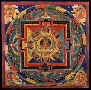 Amitayus Mandala