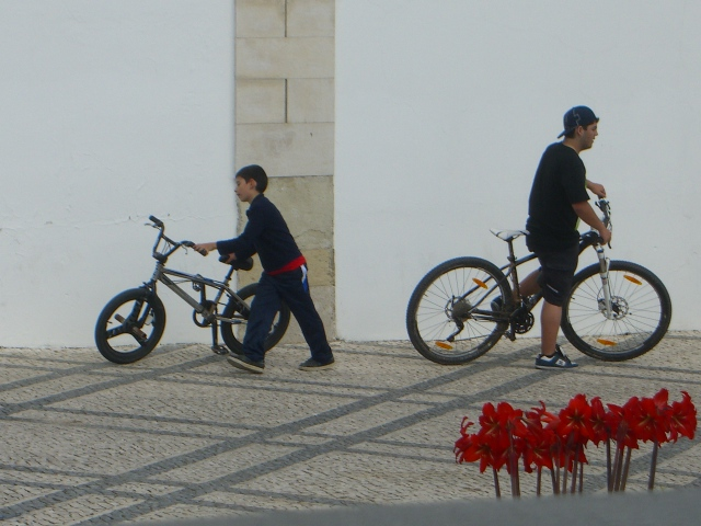 Could be anywhere. Almost anywhere in Portugal, anyhow.