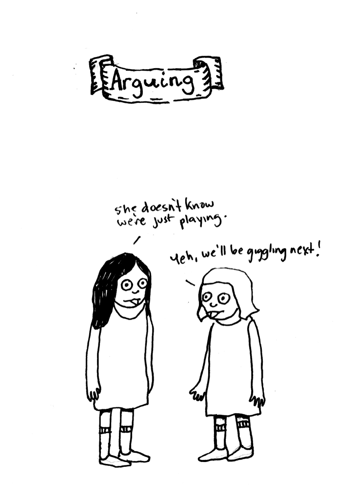 9-arguing
