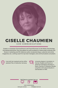 GISELLE CHAUMIEN