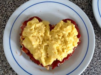 scrambled love