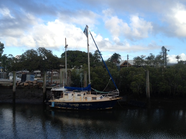 boat stradbroke island