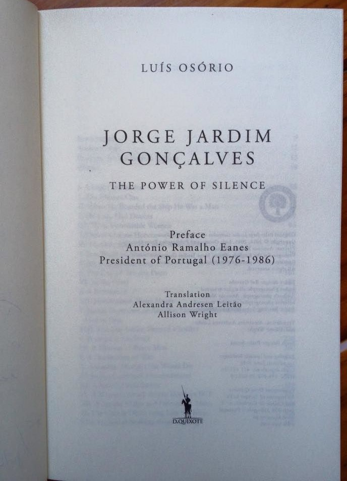 Title page - Translation Alexandra Andresen Leitão - Allison Wright