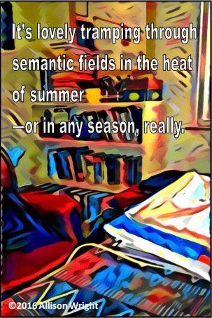 Semantic fields