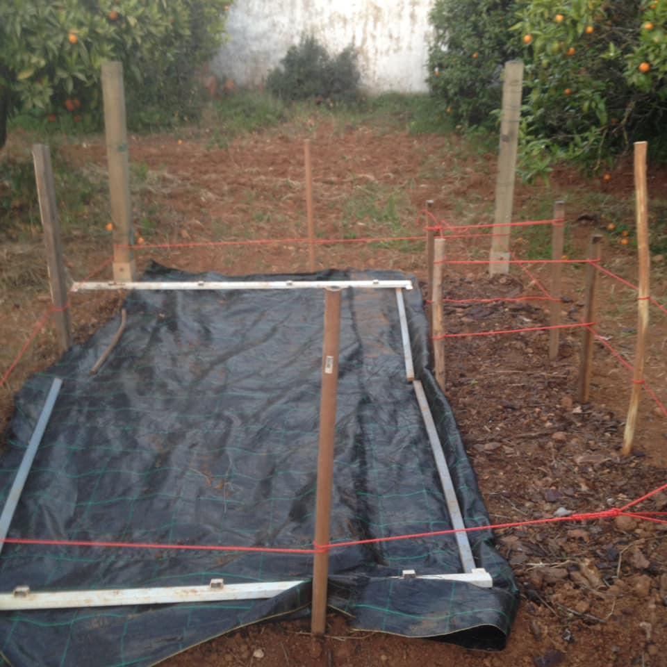 Mere digger of soil